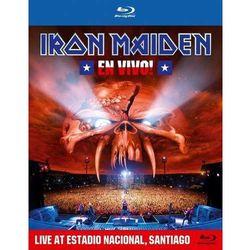 Iron Maiden En Vivo! (Blu-Ray) + Darmowa Dostawa na wszystko do 10.09.2013!