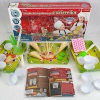 Pozostałe zabawki edukacyjne, Studio pomysłowego cukiernika mega set s4y 61125