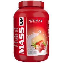 Gainer ACTIVLAB Mass Up 2000g, Smaki: Wanilia Najlepszy produkt Najlepszy produkt tylko u nas!