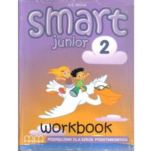 Książki do nauki języka, Smart Junior 2 WB MM PUBLICATIONS (opr. broszurowa)