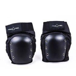 ochraniacze PRO-TEC - Street Knee/Elbow Pad Set Black (BLACK) rozmiar: XL