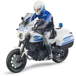 Policjant na motocyklu Scrambler Ducati Bruder 62731
