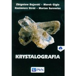 Krystalografia z CD - ROM (opr. miękka)