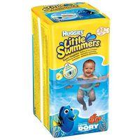 Pieluchy do pływania, Huggies Little Swimmers pieluszki do pływania 3-8 kg
