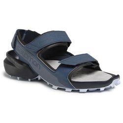 Sandały SALOMON - Speedcross Sandal 409771 28 M0 Sargasso Sea/Navy Blazer/Heather