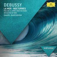 Pozostała muzyka poważna, Debussy: Prelude A L'apres - Midi, La Mer (Virtuoso)