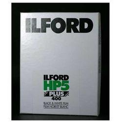 Ilford Film HP5 Plus 13x18/25 negatyw cz/b arkusze 07/2017