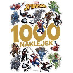 Spider-Man. 1000 naklejek (opr. broszurowa)