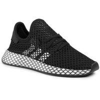 Buty sportowe dla dzieci, Buty adidas - Deerupt Runner J CG6840 Cblack/Ftwwht/Grefiv