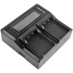 Fujifilm Medium Format GFX / BC-T125 ładowarka podwójna do NP-T125 (Cameron Sino)