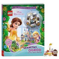 Książki dla dzieci, Lego Disney Księżniczka Sekretny Ogród Czytaj, Buduj, Baw Się - Praca zbiorowa