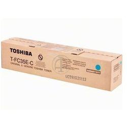 Toshiba toner Cyan T-FC35-C, TFC35C, T-FC35E-C, TFC35EC, 6AG00001524, 6AJ00000050