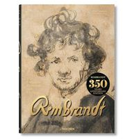 Pozostałe książki, Rembrandt. The Complete Drawings and Etchings Schatborn, Peter; Hinterding, Erik