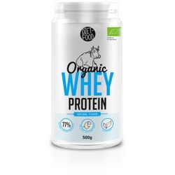 DIET FOOD Organic Whey Protein - 500g - Natural