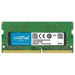 Crucial Pamięć DDR4 SODIMM 4GB/2666 CL19 SR x8