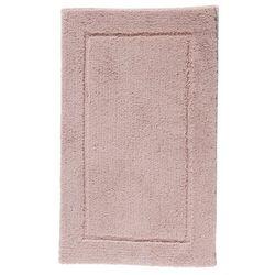 Dywanik łazienkowy Aquanova Accent dusty pink 60x100 cm