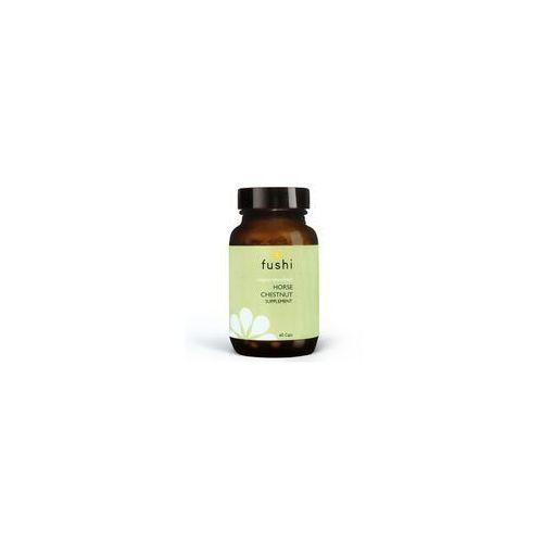 Pozostałe ziołolecznictwo, BIO Horse Chestnut - Kasztanowiec 490 mg (60 kaps.) Fushi