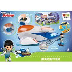 Statek kosmiczny Starjetter Miles z Przyszłości Disney iMC Toys