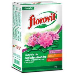 Florovit nawóz do rododendronów roślin wrzosowatych i hortensji 1 kg