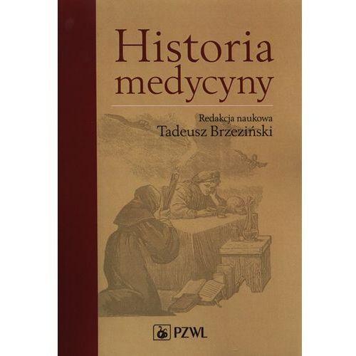 Książki medyczne, Historia medycyny (opr. miękka)