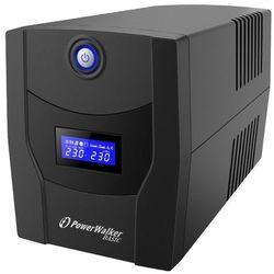 Zasilacz UPS POWERWALKER VI 2200 STL FR + DARMOWY TRANSPORT!
