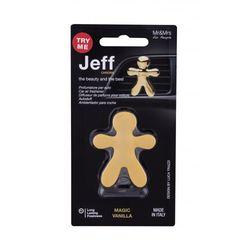 Mr&Mrs Fragrance Jeff Magic Vanilla zapach samochodowy 1 szt unisex