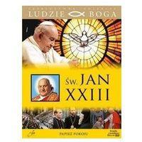 Filmy religijne i teologiczne, Św. JAN XXIII + Film DVD wyprzedaż (-83%)