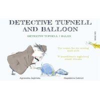 Książki dla dzieci, Detektyw Tufnell i Balon (opr. broszurowa)
