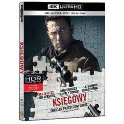 Księgowy 4K (Blu-ray) - Gavin O'Connor DARMOWA DOSTAWA KIOSK RUCHU