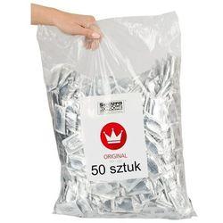 Prezerwatywy truskawkowe duża paczka Secura Red 50 > Gwarancja Dyskrecji - Darmowe wysyłki w 24h