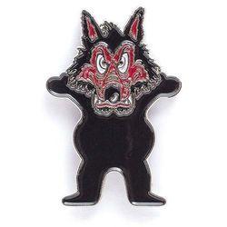 znaczek GRIZZLY - Wolfpack Asst (ASST) rozmiar: OS