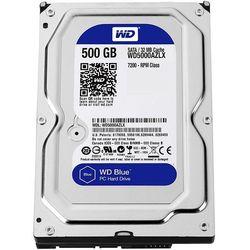 Dysk WD Blue 500GB HDD