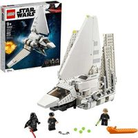 Klocki dla dzieci, LEGO Star Wars Imperialny wahadłowiec 75302