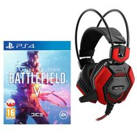 Gry na PS4, Battlefield V (PS4)