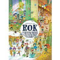 Książki dla dzieci, Rok w przedszkolu - Wysyłka od 3,99 (opr. twarda)
