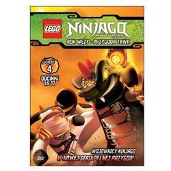 LEGO NINJAGO. ROK WĘŻY. PRZYGODA TRWA, CZĘŚĆ 4 GALAPAGOS Films 7321997610069