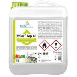 Velox Top AF płyn do dezynfekcji sprzętu medycznego 5 litrów mandarynka grapefruit