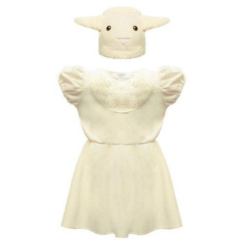 """Sukienki dla dzieci, Strój """"Owieczka sukienka"""" 110/116"""