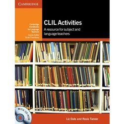 CLIL Activities Plus CD-ROM Cambridge Handbooks For Language Teachers (opr. miękka)