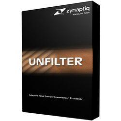 Zynaptiq Unfilter plug-in do detekcji i eleminacji efektów filtrów w czasie rzeczywistym Płacąc przelewem przesyłka gratis!