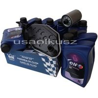 Oleje przekładniowe, Filtry oraz olej ATF-III automatycznej skrzyni 45RFE Dodge Dakota AWD 2000-