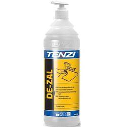 Płyn TENZI odkażający antybakteryjny do dezynfekcji rąk z pompką DE-ZAL 1L