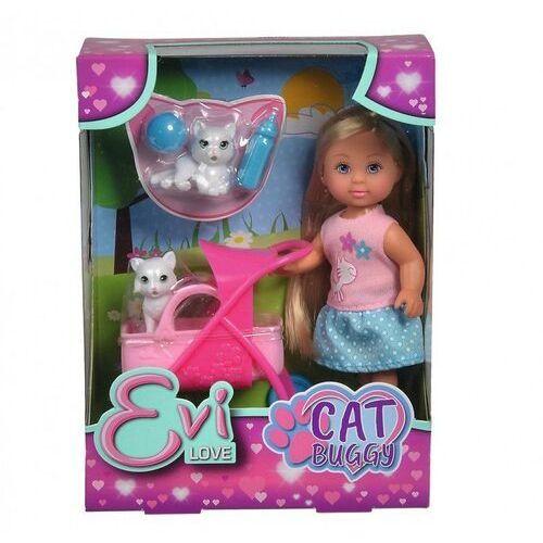 Lalki dla dzieci, Lalka Evi Love Opiekunka kociaków