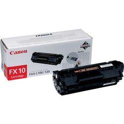 Toner Canon FX-10 Black do faxów (Oryginalny) [2k]