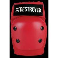 Ochraniacze na ciało, ochraniacze na łokcie DESTROYER - Rec Elbow Red (RED) rozmiar: S