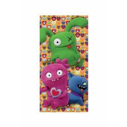 Ręcznik Ugly Dolls 70x140cm 3Y37OG Oferta ważna tylko do 2031-05-20