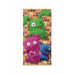 Ręcznik Ugly Dolls 70x140cm 3Y37OG Oferta ważna tylko do 2031-09-17