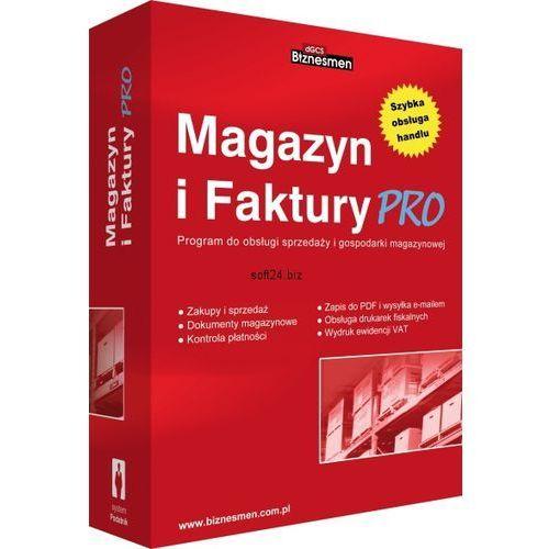 Programy kadrowe i finansowe, Magazyn i Faktury PRO