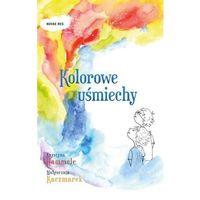Książki dla dzieci, Kolorowe uśmiechy (opr. twarda)