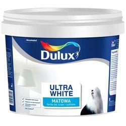 Farba Dulux Ultra White Promo 10 l